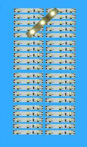 40-St-LED-Hausbeleuchtung-5cm-warmweiss-Modellbeleuchtung-Bahnsteig-Beleuchtung