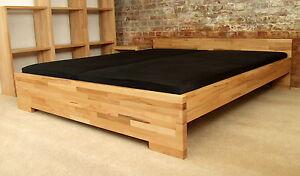40mm kernbuche massivholz bett betten g stebett seniorenbett echtholzbett ebay. Black Bedroom Furniture Sets. Home Design Ideas