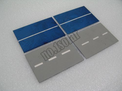 40pcs 52x78mm solar cell for DIY 20w 18v solar panel poly solar cells in Business & Industrial, Fuel & Energy, Alternative Fuel & Energy | eBay