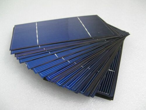 40pcs untabbed 3x6 solar cells USA factory made solar cell for solar panel DIY in Business & Industrial, Fuel & Energy, Alternative Fuel & Energy | eBay