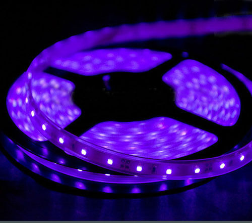 420 nm Violet Purple UV Aquarium Light LED Strip 100 Lm/Ft Salt Water Reef Coral in Pet Supplies, Aquarium & Fish, Lighting | eBay