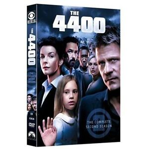 The 4400 - The Complete Second Season (D...
