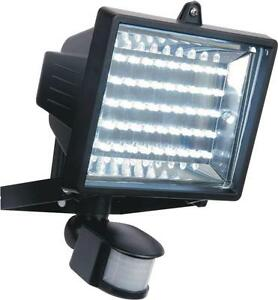 Security led floodlight with motion pir sensor light