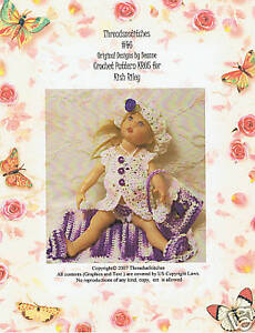 PDF 100 Crochet Pattern for Kish Riley Ellery items in