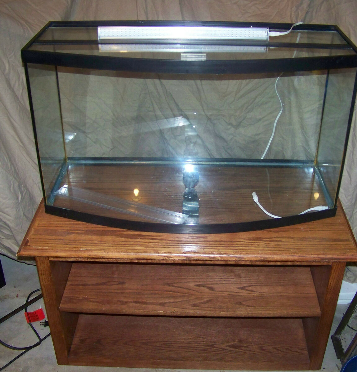 100 gallon fish tank bow front 100 gallon bow front Thirty gallon fish tank