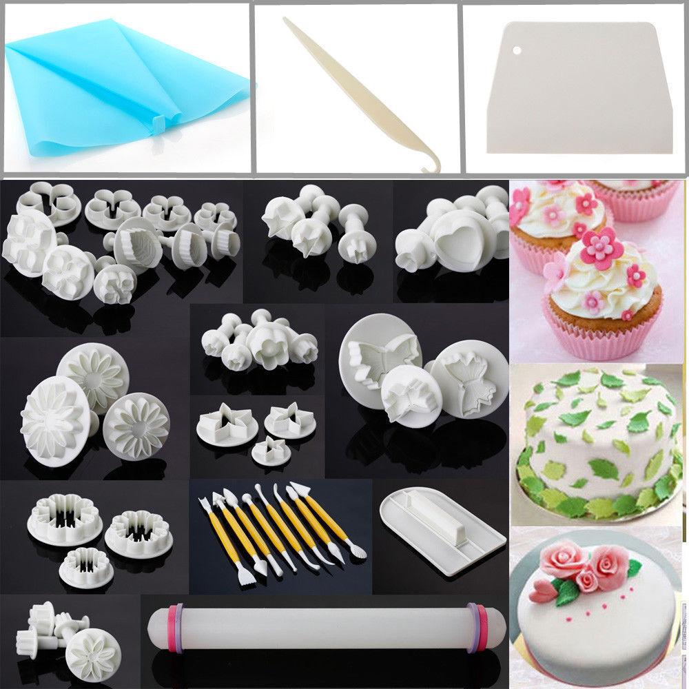 3d haus silikonform ausstechform ausstecher fondant - Ebay kuchen ...