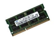 4 GB DDR3-1333 So-dimm
