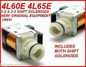 4L60E 1 2 Shift Solenoid http://www.ebay.com/itm/4L60E-4L65E-SHIFT-SOLENOIDS-2-PACK-A-B-NEW-AC-DELCO-ORIGINAL-EQUIPMENT-FITS-93-/330799425890