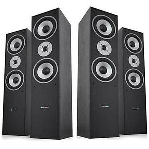4x hyundai 3 wege hifi stereo lautsprecher subwoofer bass. Black Bedroom Furniture Sets. Home Design Ideas