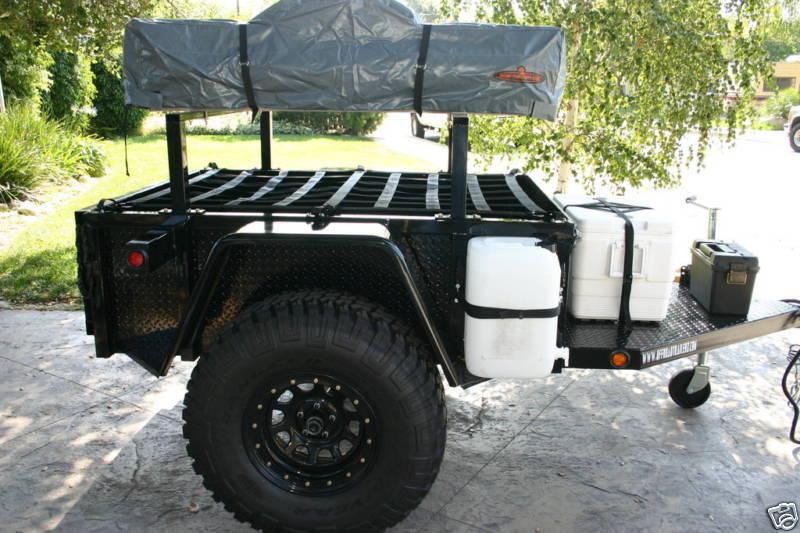 4X4 jeep trailer #3