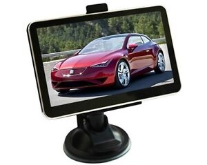 "5.0"" Car GPS SAT NAV Mp3 Mp4 FM AV-IN EU..."