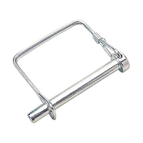 Trailer Coupler Safety Pin : Inch boat trailer coupler safety pin keeps release