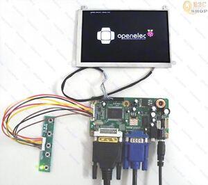 5-6inch-TFT-LCD-LTD056EV7F-1280-800-NTA92C-DVI-VGA-LCD-Controller-Board-Kit