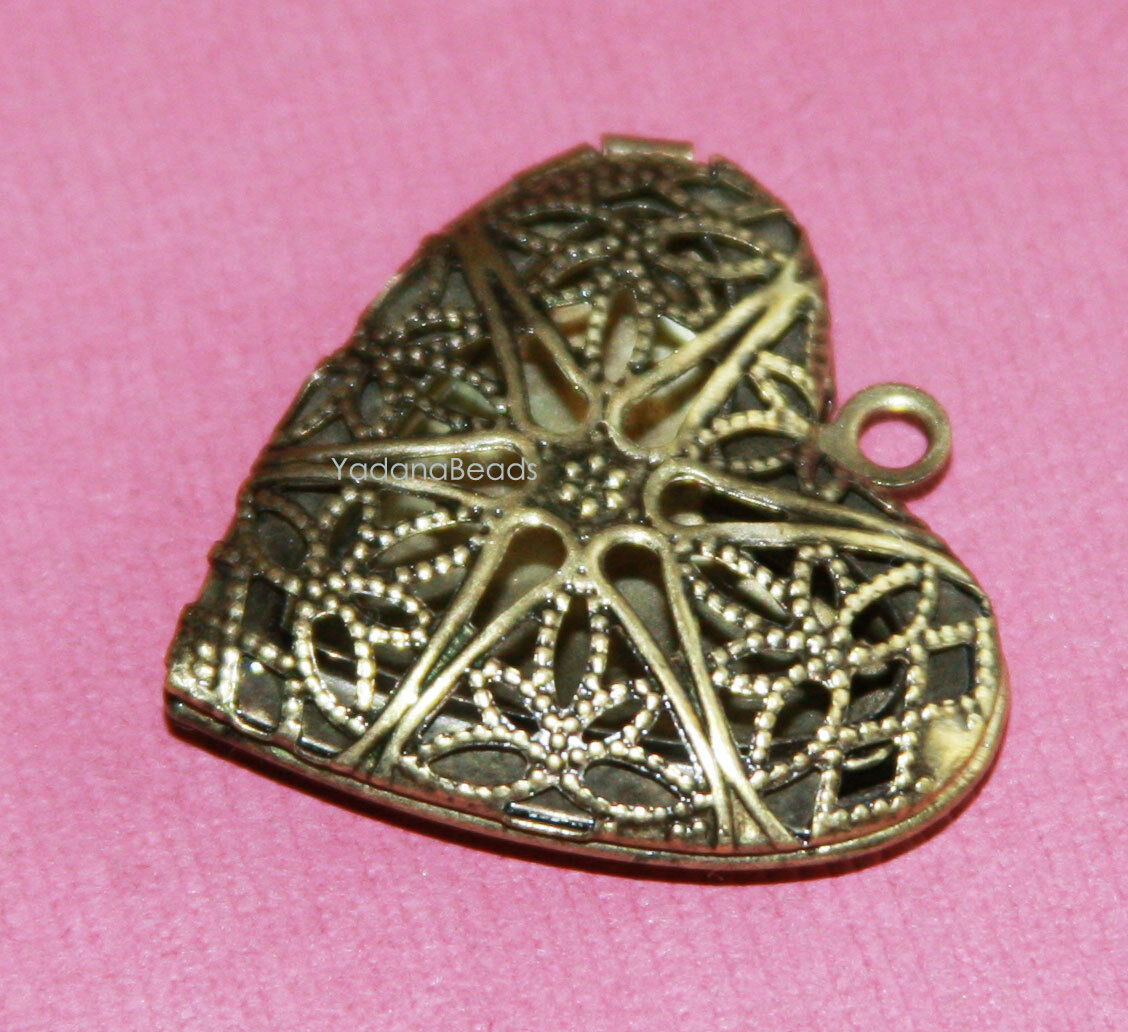 5 Antique Brass Filigree Heart Locket Charm Pendants. Ciri Medallion. 7001 Medallion. Crystal Medallion. Iced Out Medallion. Charms Medallion. Medallion Valentines Medallion. Fleer Ultra Medallion. Mexican Medallion