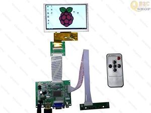 5-HSD050IDW1-800-480-LCD-and-HDMI-VGA-2AV-Controller-LCD-kit-For-Raspberry-Pi