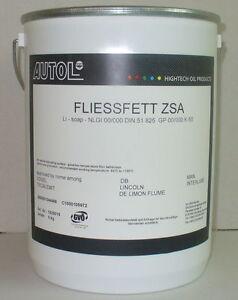5-KG-AUTOL-Getriebe-Fliessfett-ZSA-GP-auch-Zentralschmierung-00-000-K-50