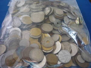 5 POUND BAG FOREIGN COINS in Coins & Paper Money, Coins: World, Collections, Lots | eBay