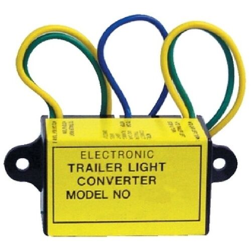 5 Wire System To 4 Wire System Boat Trailer Light