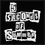 5 Seconds Of Summer - Ripped Logo