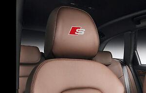 5-x-Audi-S-line-Aufkleber-fuer-Kopfstuetzen-A1-A3-A4-A6-S6-RS-TT-Q7-Emblem-Logo-A