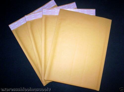 50 ~ 6 x 9 Kraft Bubble Lined Mailers Envelopes #0 in Business & Industrial, Packing & Shipping, Mailers | eBay