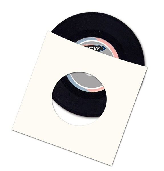 50 Bcw 7 Quot Paper Record Album Inner Sleeves 45 Rpm W