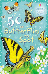 50 Butterflies to Spot by Fiona Patchett...