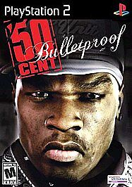 50 Cent: Bulletproof  (Sony PlayStation ...