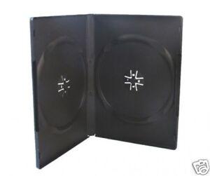 50-DVD-Huellen-14-mm-fuer-je-2-CD-DVD-190x135x14-mm