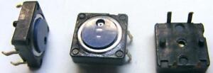 50-Stueck-Miniatur-Druck-Taster-Masse-12x12x3-5mmhoch