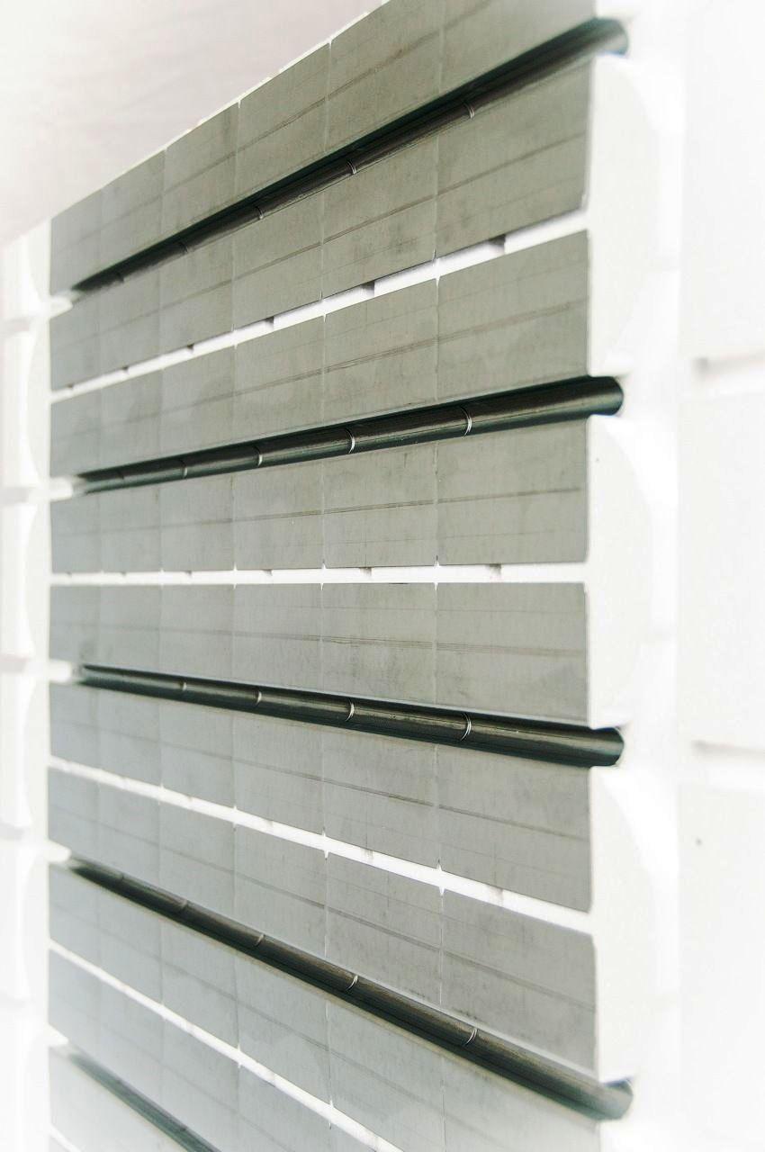 50 w rmeleitbleche f r fu bodenheizung trockenbausystem f r 14 x 2 heizrohr ebay. Black Bedroom Furniture Sets. Home Design Ideas