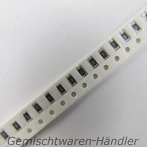 50-x-SMD-Widerstaende-Bauform-1206-Werte-1-1000-Ohm-1-5-0-25-W-1-4-W-Resistor