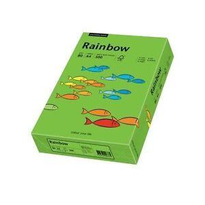500-Blatt-Kopierpapier-Rainbow-A4-80g-intensivgruen-intensiv-farbiges-Papier