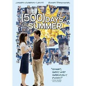 (500) Days of Summer (DVD, 2009)