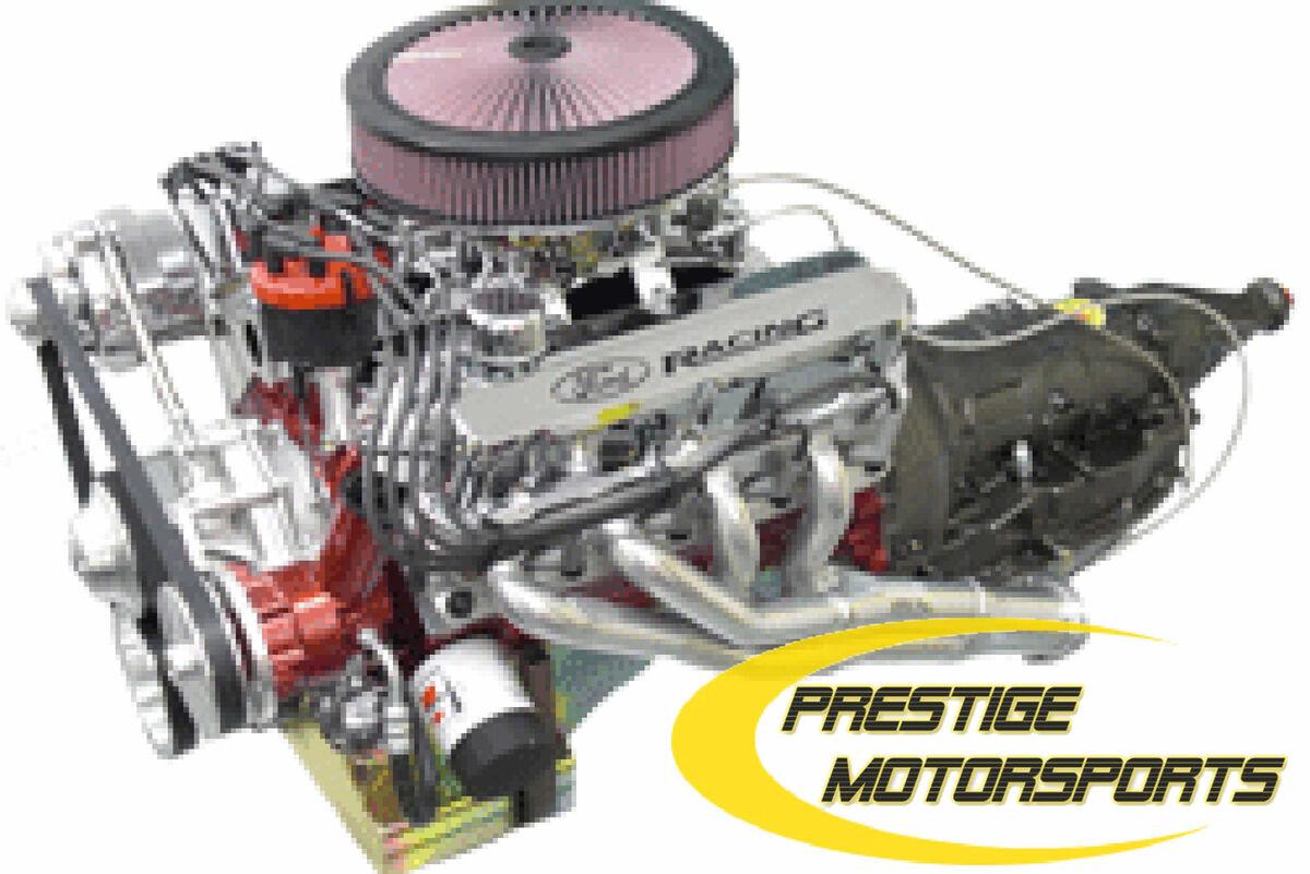 500HP Custom 427 Stroker Crate Engine Complete Ford Mustang Cobra Kit 408 427