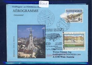 50301-LH-AUA-SF-Wien-Frankfurt-Djakarta-11-8-2000-GAU-Slowakei