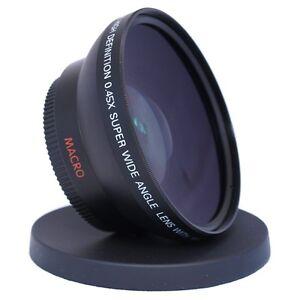 52mm-0-45x-Weitwinkel-Konverter-Makro-52-mm-Vorsatzlinse