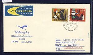 54320-LH-FF-Duesseldorf-Nizza-Nice-France-1-7-61-cover-Brief