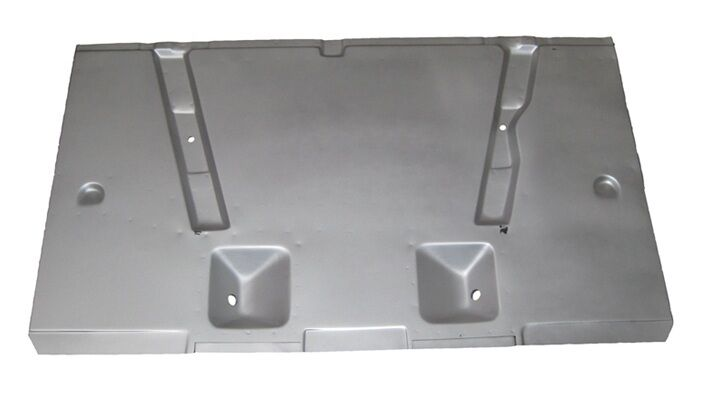 55 56 57 Chevy Rear Cargo Floor W Braces Nomad Sedan