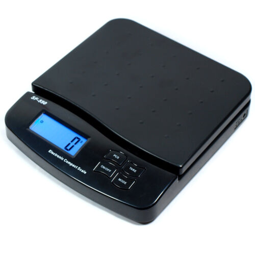 55 LB x 0.05 OZ / 0.01 LB Digital Postal Shipping Scale Parts Counting AC power in Business & Industrial, Packing & Shipping, Shipping & Postal Scales | eBay