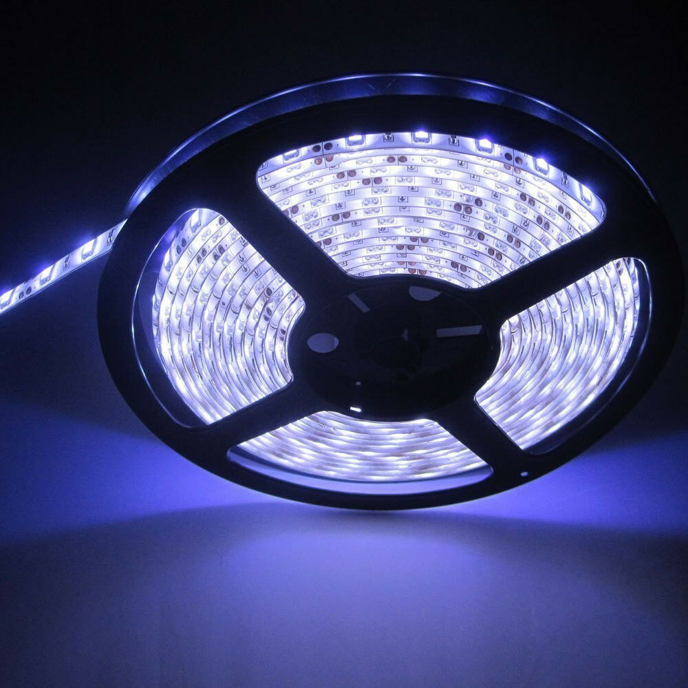 supernight 5630 waterproof cool white 5m 60led m 300 leds strip led light xmas ebay. Black Bedroom Furniture Sets. Home Design Ideas