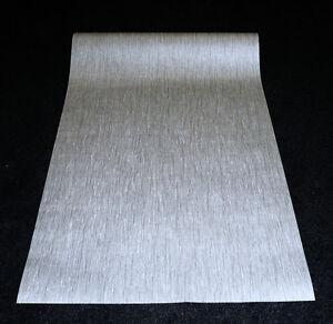 5703 29 1 rolle top vlies tapete vogue silber gl nzend. Black Bedroom Furniture Sets. Home Design Ideas