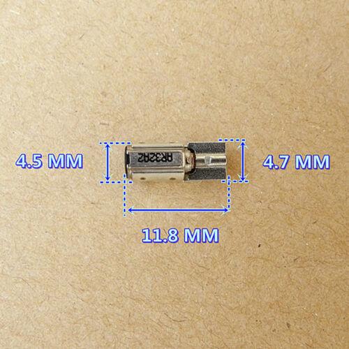 5pcs DC 1.5V-3V 1500RPM SMD SMT Mini Dual Vibration Motor for Phone Hot Sale Sala-Deco