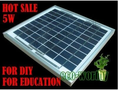 5W12V poly solar panels, 5watt pv solar power module, 5w panel, free shipping in Business & Industrial, Fuel & Energy, Alternative Fuel & Energy | eBay