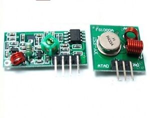 5sets-433Mhz-RF-Wireless-Transmitter-Receiver-Link-Kit-Module-for-Arduino-NEW