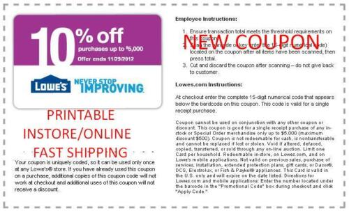 Lowes gift card discount coupons