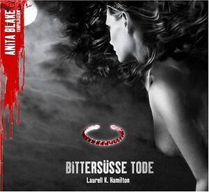 6-CDs-Bittersuesse-Tode-Anita-Blake-NEU-OVP-Hoerbuch-CD-Bittersuesse