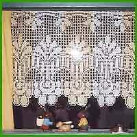 CROCHET CURTAIN FILET FREE PATTERN « CROCHET FREE PATTERNS