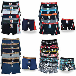6-Herren-Boxershorts-Retro-Unterhosen-Unterwaesche-Shorts-M-L-XL-XXL-XXXL-2XL-3XL