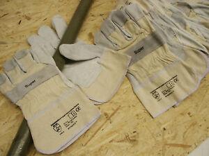 6-Paar-Arbeitshandschuhe-Handschuhe-Leder-CE-Kat-II-Lederhandschuhe